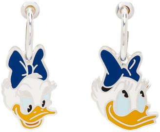 Gucci Disney Edition Daisy Duck Earrings