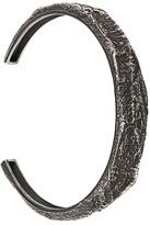 Nove25 hammered cuff bracelet