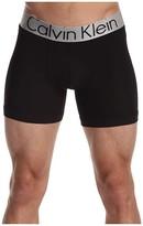 Calvin Klein Underwear Steel Micro Boxer Brief U2719 (Black) Men's Underwear