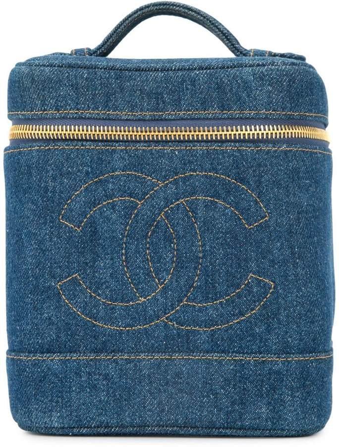 7f744f30e473 Chanel Cosmetic Bag - ShopStyle