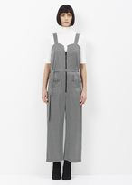 Rachel Comey black / white bend jumpsuit