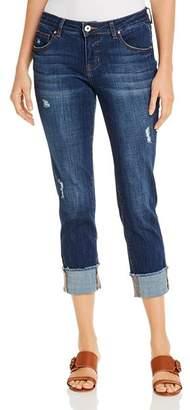 Jag Jeans Carter Girlfriend Jeans in Casper Wash