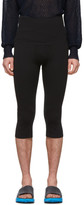 Judy Turner Black Biker Leggings