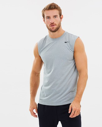Nike Dri-FIT Sleeveless Knit Running Tank
