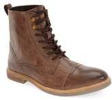 Ben Sherman Men's 'Luke' Cap Toe Boot