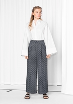 Other Stories Wide Leg Trousers