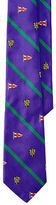 Ralph Lauren Nautical Silk Club Tie