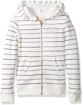 Roxy Girls Naked Eye Zip-Up Hoodie
