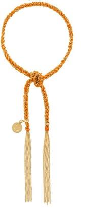 Carolina Bucci Tassel Bracelet
