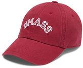 PINK University of Massachusetts Baseball Hat