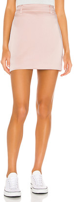 GRLFRND Jain Mini Skirt