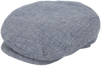 Il Gufo Linen Coppola Hat