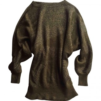 Max Mara Gold Knitwear for Women Vintage