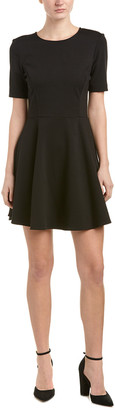 Three Dots Classic A-Line Dress