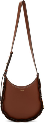 Chloé Brown Small Darryl Bag