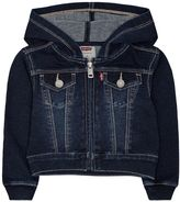 Levi's Baby Girl French Terry Jacket