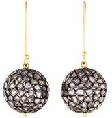 Gurhan Diamond Pastiche Drop Earrings