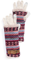 Muk Luks Bside 3-In-1 Knit Cold Weather Gloves