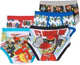 Power Rangers Boys 4-8 Mega Force 5-pk. Briefs