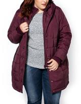 Penningtons Hooded Long Puffer Coat