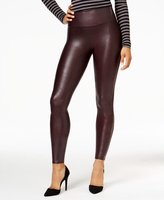 Spanx Faux-Leather Leggings