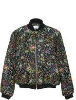 Alexis Mabille Floral Bomber Jacket
