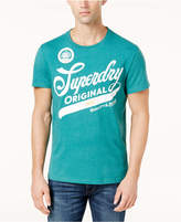 Superdry Men's Quality and Detail Graphic-Print T-Shirt