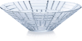 Mikasa Mosaic Crystal Centerpiece Bowl