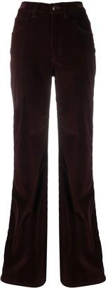 Etro Ribbed Velvet Trousers