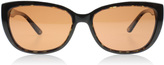Serengeti Sophia Sunglasses Tortoise / Black 7891 Polariserade 55mm