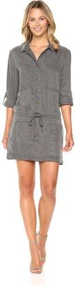 Young Fabulous & Broke Women's Fletcher Dress Grey L
