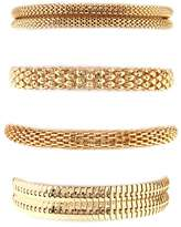 Forever 21 Chain Stretch Bracelet Set