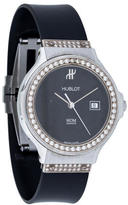 Hublot Classic Diamond Watch