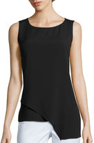 Bisou Bisou Asymmetrical Tank Top