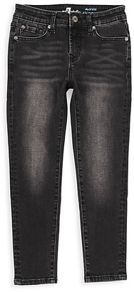 7 For All Mankind Little Girl's Girl's The Ankle Skinny Jeans