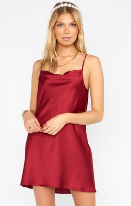 Show Me Your Mumu Sabine Slip Dress