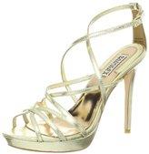 Badgley Mischka Women's Adonis II Platform Sandal