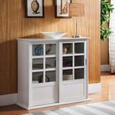 Red Barrel Studio Caledonian Curio Cabinet