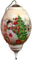 Precious Moments Sentiments + Sayings Christmas Ornament