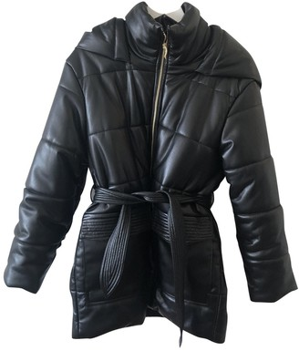 Nanushka Black Jacket for Women
