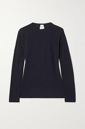 Max Mara Leisure Astice Wool Sweater - Navy