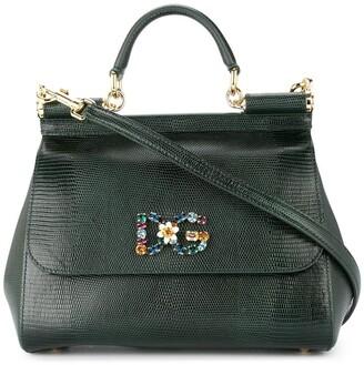 Dolce & Gabbana medium Sicily tote bag