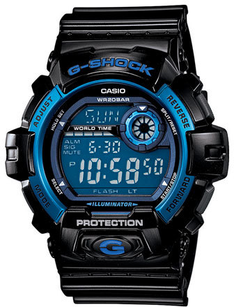G-Shock 'X-Large' Digital Watch, 55Mm X 52Mm