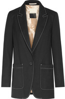 By Malene Birger Unitai Twill Blazer - Black