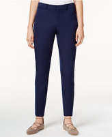 Maison Jules Slim-Fit Ankle Pants, Only at Macy's