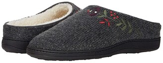 Acorn Flora Hoodback (Charcoal Heather) Women's Shoes