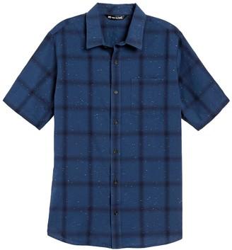 Travis Mathew Chat Box Short Sleeve Classic Fit Shirt