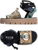 MSGM Sandals - Item 11170469