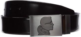 Karl Lagerfeld Paris Embossed Belt