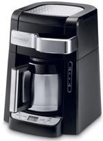 De'Longhi 10-Cup Drip Coffee Maker with Front Access